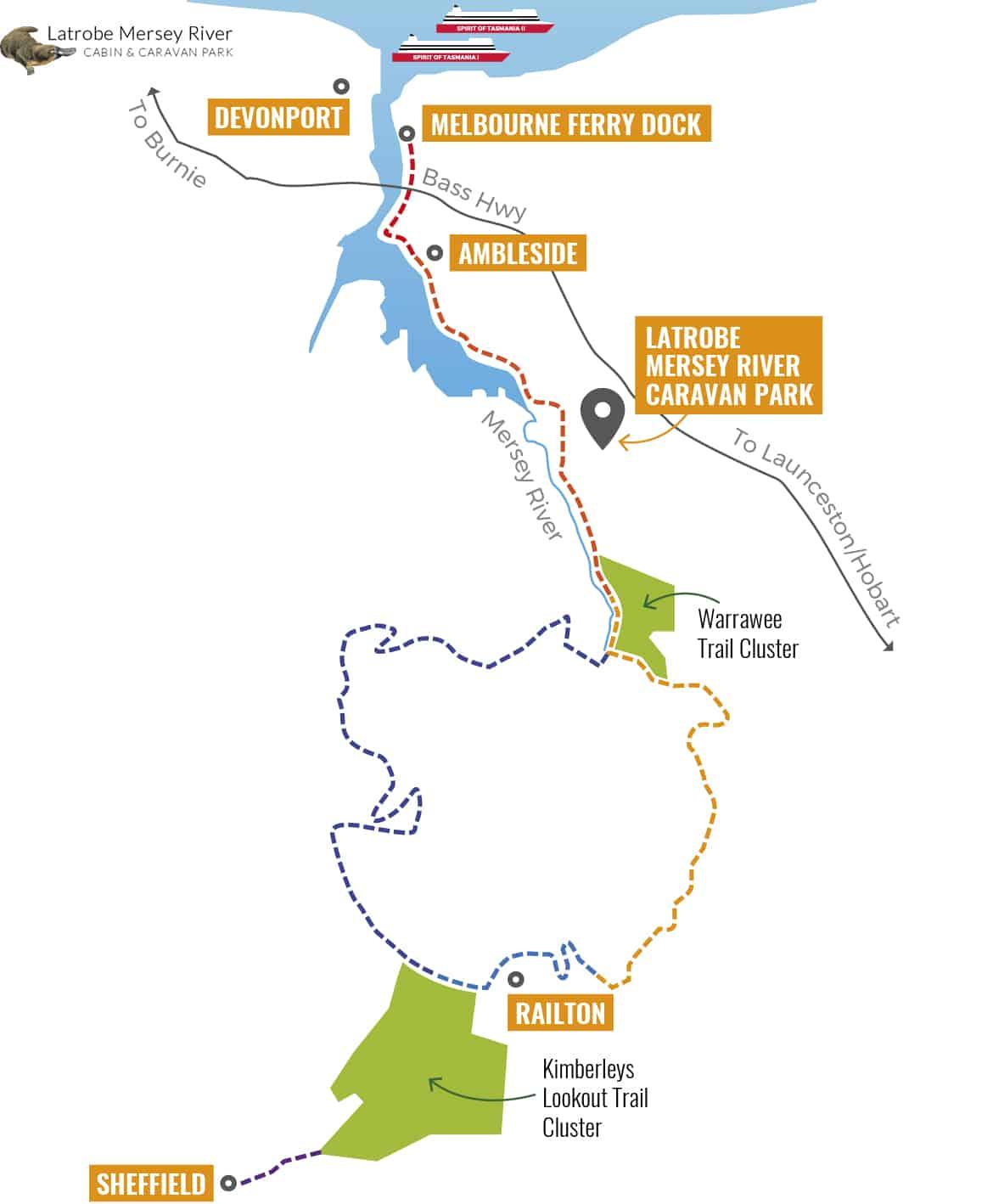 Wild Mersey Trail